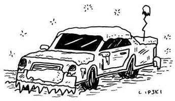 Winterizing your Classic Car