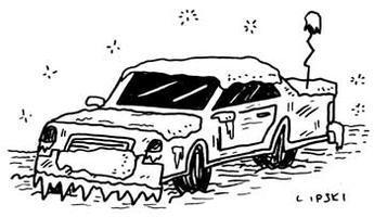 Winterizing your Classic Car